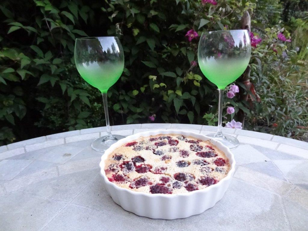 Recipe of the Month – With Mulberries