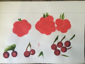 Cherries - Cathy Poynton