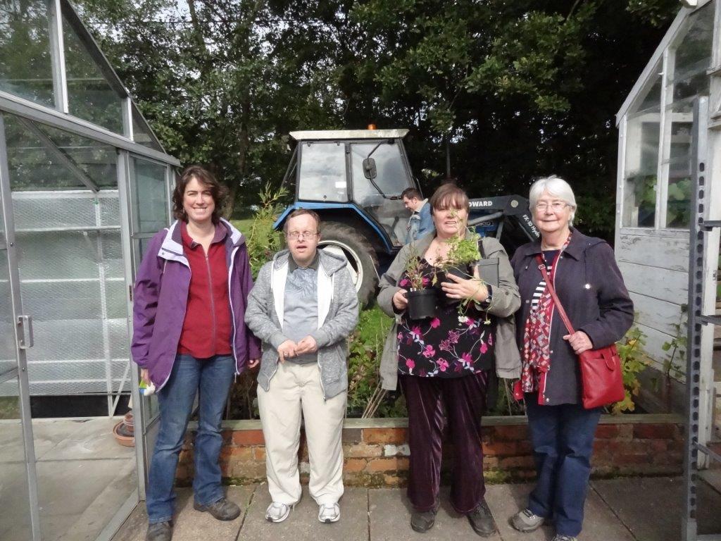 Visit to Oaktree Farm – 17th September