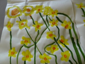More Welsh Daffodils