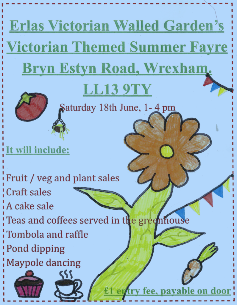 18th June – Summer Fayre!